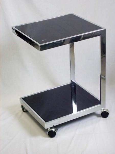 兩層ㄈ型側桌車
