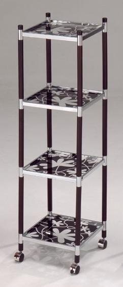 四層四方轉印玻璃車
