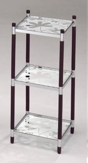 三層四方轉印玻璃架