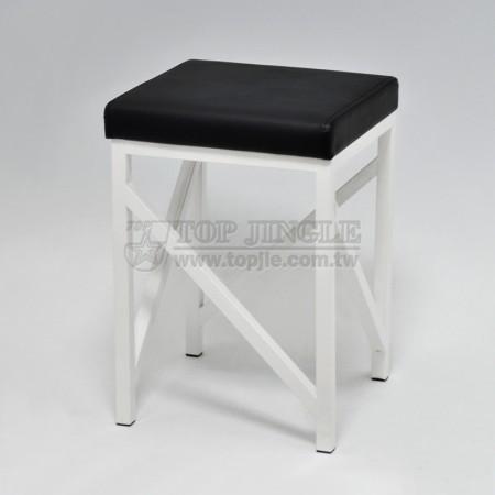 組裝方管樹枝造型單椅