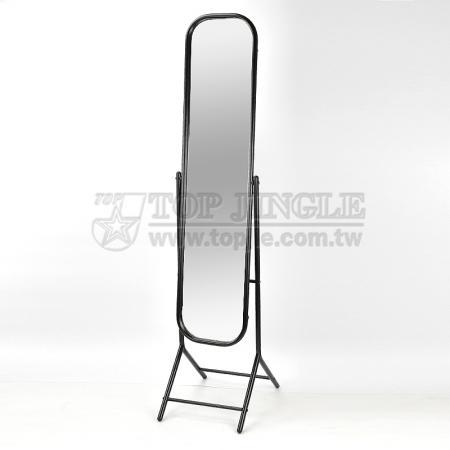 Black Freestanding Floor Mirror