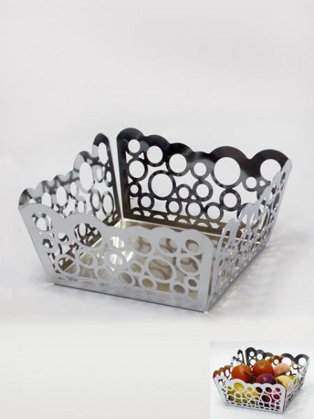 Bubble Design Fruit Basket