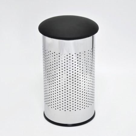 圓型椅墊單人置物椅