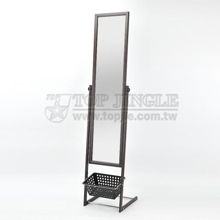 ㄥ Shape Floor Mirror