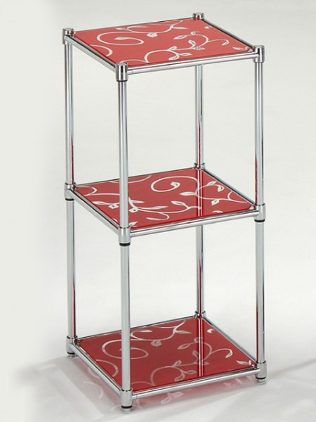 3 Tier Glass Shelf