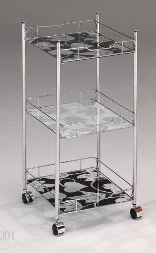 3 Tier Shelf Trolley