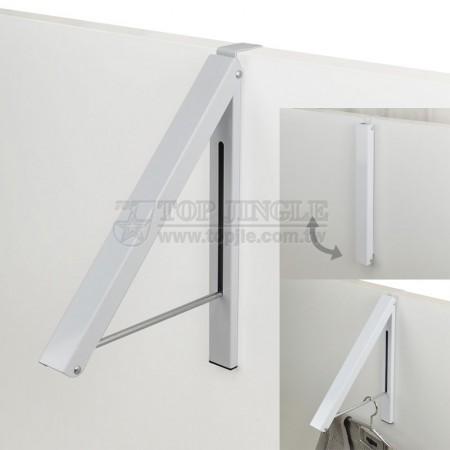 Overdoor Foldable Clothes Hanger