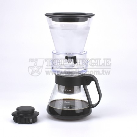 Cold Drip Brew Iced Coffee Maker