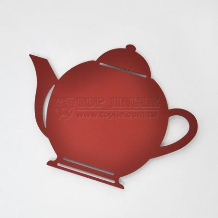 茶壺造型隔熱墊-小