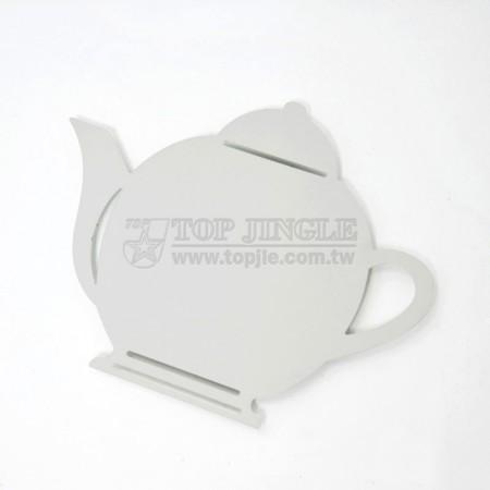 茶壺造型隔熱墊-大