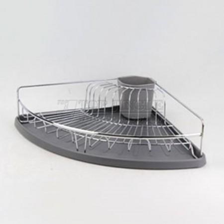扇形刀叉滴水盤架