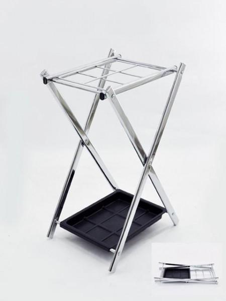 X型可收疊雨傘架