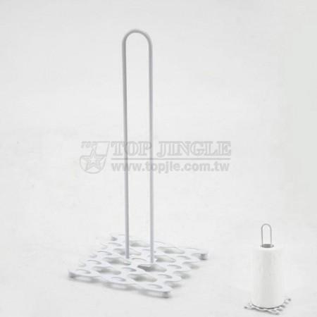 橢圓系列桌上型廚房餐巾紙卷架