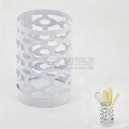 橢圓系列圓型廚具桶架