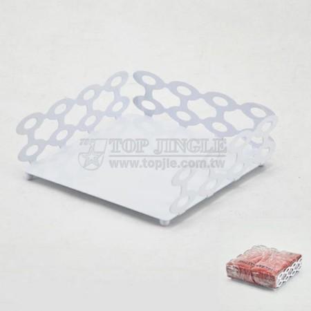 橢圓系列大方型餐巾架