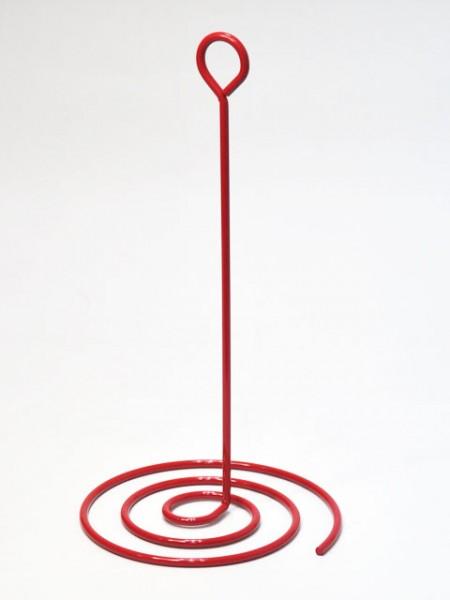 紅色蚊香造型紙巾架