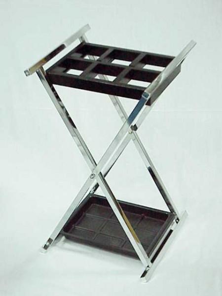 方型交叉方鐵管六木格傘架