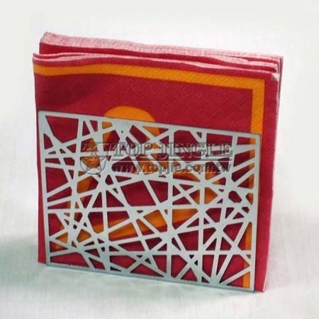 樹枝系列造型方型餐巾紙架