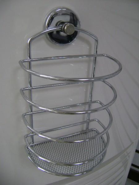 半圓形廚具用品鎖閉架