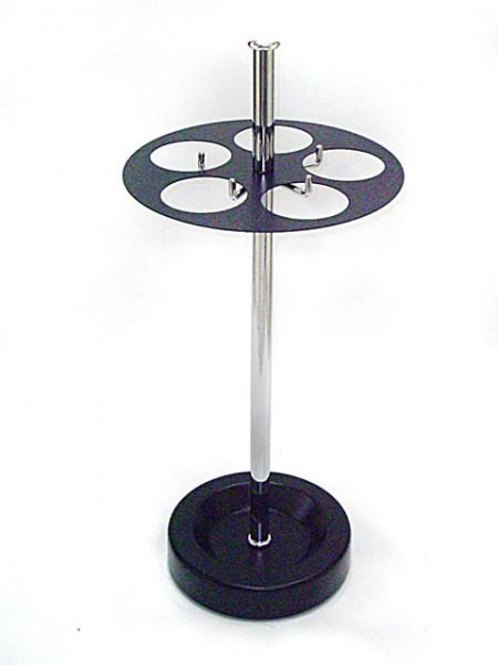 圓管五格雨傘架