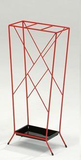 紅色烤漆傘架