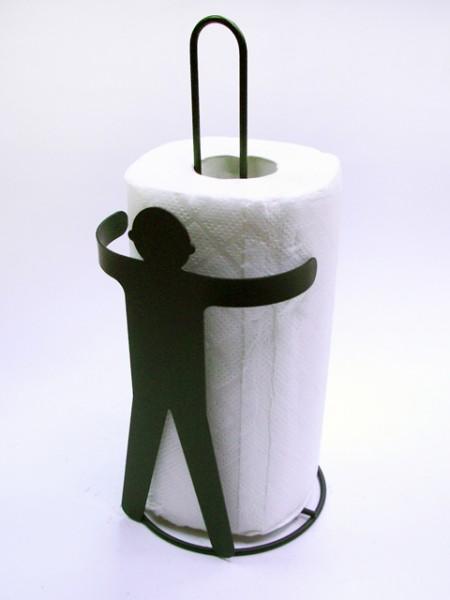 小孩造型餐巾紙捲架