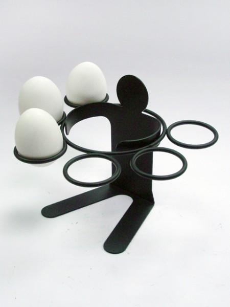 男孩造型六入蛋架
