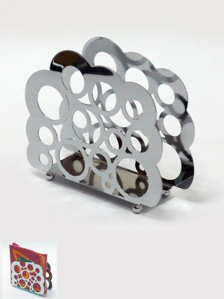水泡系列立式餐巾紙架
