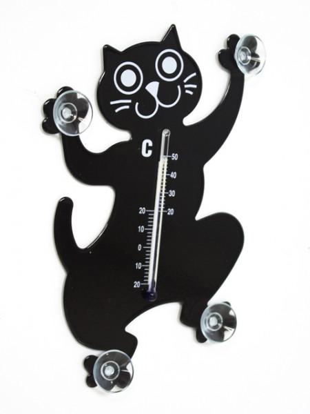 招財貓造型溫度計