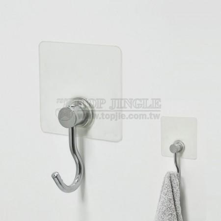 Adhesive Sticker Single Hook