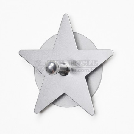 Star Shape Single Hook