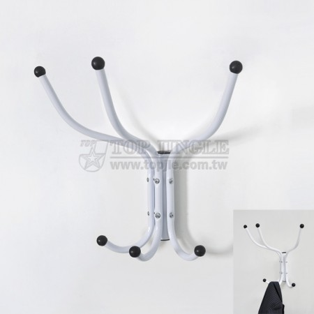 Wall Mounted Hat Rack