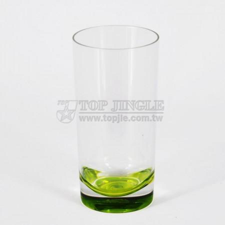 綠色波浪高杯