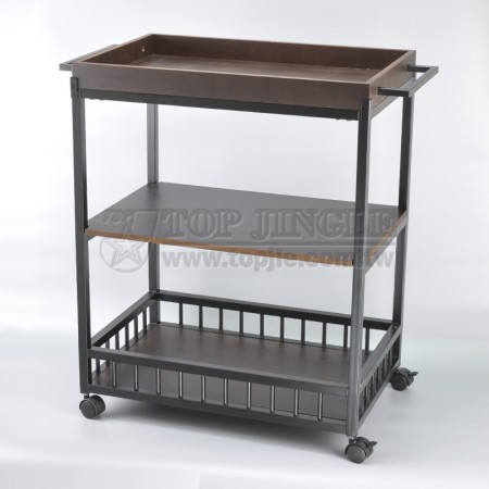 3 Tier Kitchen Cart