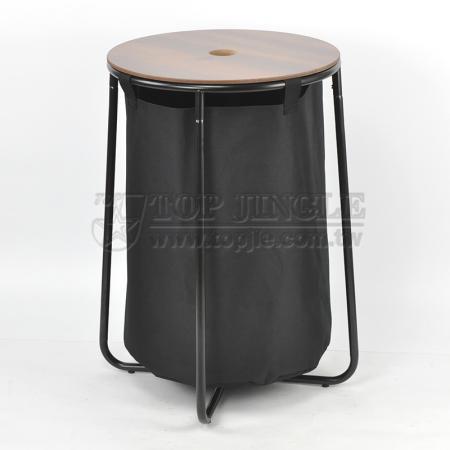 Cylinder Laundry Hamper