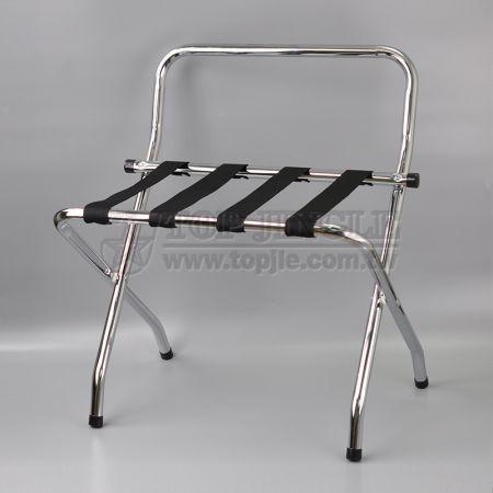 Складная багажная полка с дизайном спинки