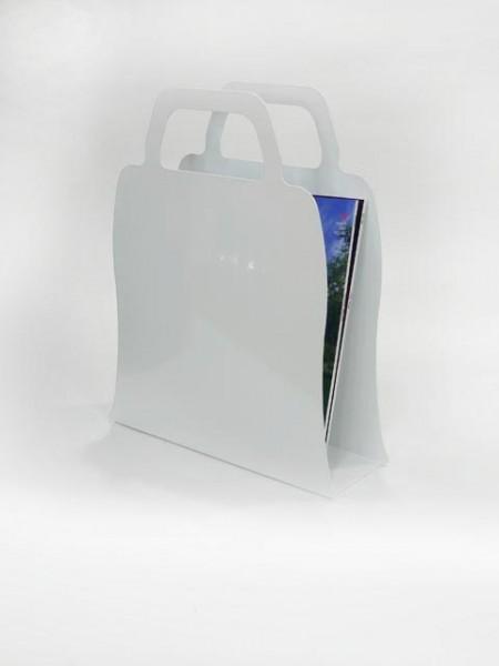 Çanta Şekli Magazin Rafı