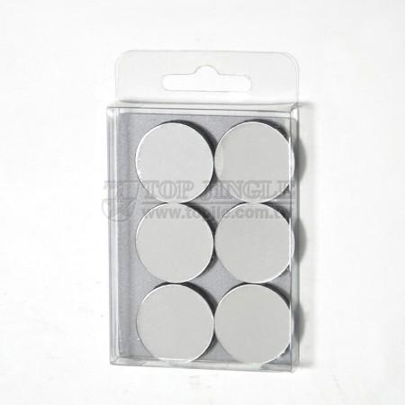 Round Acrylic Magnet Set