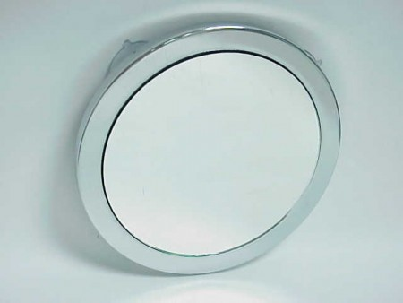 Round Mirror With Suction