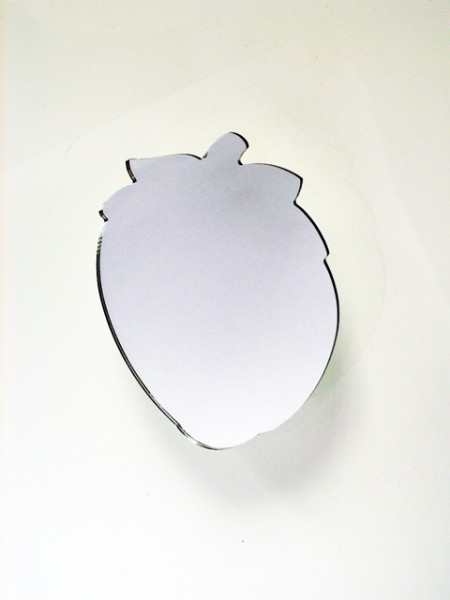 Acrylic Suction Mirror