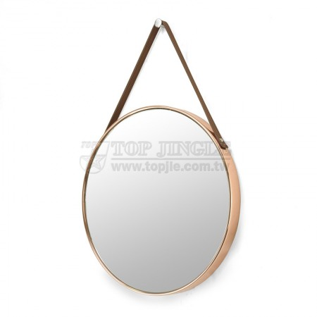 Small Wall Mounted Round Mirror