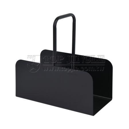 Стойка для журналов дизайна сумочки