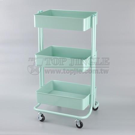 3 Tier Metal Cart