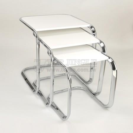 ネスティングテーブルセット