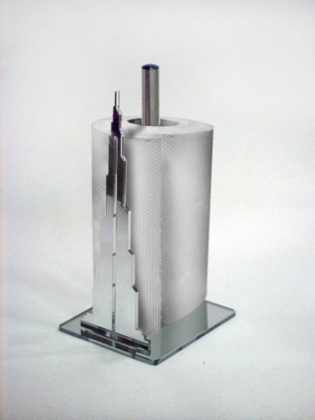 Tower Kitchen Paper Holder