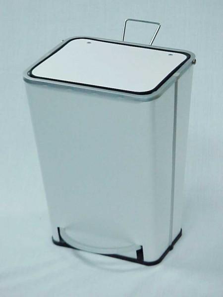 Квадратная металлическая корзина для педалей