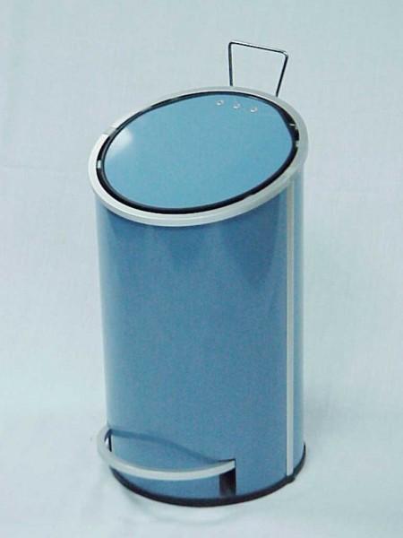 Контейнер для педали цилиндрической формы