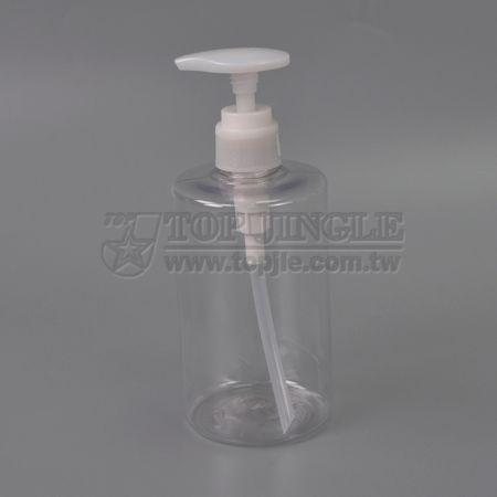 Дозатор для мыла из ПЭТ - 350 мл