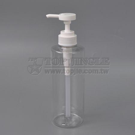 Дозатор для мыла из ПЭТ - 500 мл