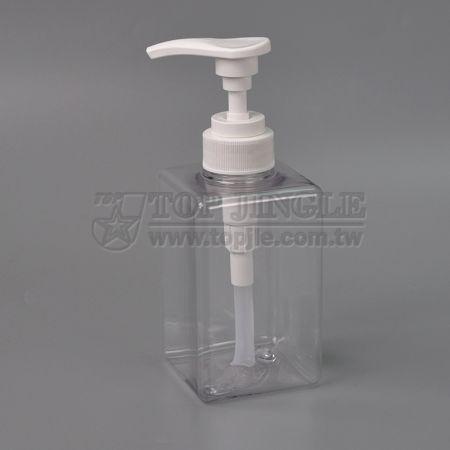 Дозатор мыла из ПЭТ - 400 мл